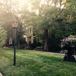 Louisville's premier walking court, Belgravia