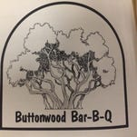 Buttonwood Bar B-Q, a restaurant of Sanibel's past, was famous for smoked mullet and delicious baked goods.