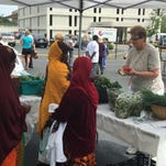 The Bluegrass Farmer's Market is held each Thursday from 3-6 p.m. and accepts SNAP EBT cards
