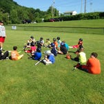 Hillson helps kids learn and play at Mansfield camps