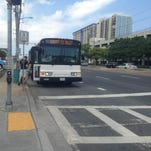 Residents and visitors can ride the bus in Ocean City all day for $3.
