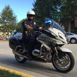 Motorcycles added to West Lafayette police traffic unit
