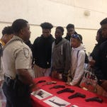 The Louisiana Law Enforcement and Gun Safety program educates students about gun safety