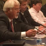 Robert Zales, president of the National Association of Charterboat Operators, testifies Oct. 22, 2015 before a House Natural Resources subcommittee.