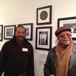 Billy Brown and Ronald Coleman of the Broadways love Christmas.