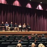 Northern High School, in partnership with the Heroin Task Force and iWillrecover, taught people about heroin Monday night.