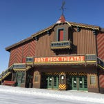 """Proceeds from the Fort Peck Summer Theatre Company's production of """"The Glass Menagerie"""" go toward preserving the historic Fort Peck Theatre."""