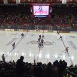Varone, Binghamton Senators rally past Rochester