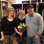 Garth Brooks serenades fan with cancer, gives her guitar