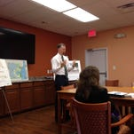 Brevard County Commissioner Jim Barfield