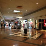 Merritt Square Mall is set to be up for sale at a foreclosure auction Wednesday.