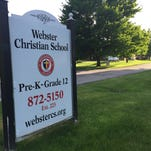 Parents are trying to save Webster Christian School from closing due to declining enrollment.