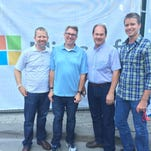 Skyline recognized at Microsoft conference