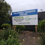 La estación de transferencia de la Calle Sun es operado por el Salinas Valley Solid Waste Authority, ubicado en la Calle Sun No. 139, en Salinas. Está abierto de 7 A.M. a las 5 P.M. de lunes a viernes, y de 8 A.M. a 4 P.M. el sábado.