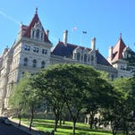 Amid scandals, NY lawmakers limit travel spending