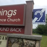 New Beginnings Christian & Missionary Alliance Church on DeGarmo Road in the Town of Poughkeepsie has installed hearing loops which enable hearing aid users to hear audio from the church's sound system directly through their hearing aids.