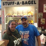 Off the Eaten Path: Stuff-A-Bagel, Cape Coral