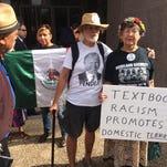 Critics call proposed textbook anti-Hispanic