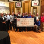 Dunham Miracle League accepts Character and Courage grant