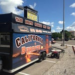 California Burrito's food truck serves tacos, burritos, quesadillas, tortas and more at the corner of Cleveland Avenue and Colonial Boulevard in Fort Myers.