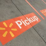 Three Walmart stores in Brevard County - on Merritt Island, in Viera and West Melbourne - on Wednesday will begin offering online ordering/curbside pickup for grocery items.