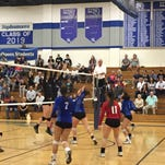 Volleyball: Reno downs McQueen, takes second in HDL