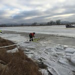 State, federal agency seek damages for Yellowstone oil spill