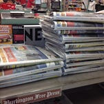 Last-minute trip to the store? Add our Thanksgiving paper to your Wednesday shopping list