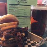 Sickies boasts 50 burgers, 50 beers