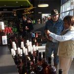 Local liquor sales soaring thanks to premium brands, tourists
