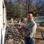 Gatlinburg wildfire guts hopes of immigrants