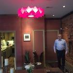 Developer Tim Tompkins builds his own downtown loft