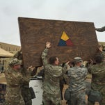 1AD HQ ready to 'get out door' on Iraq mission