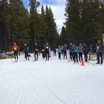 Nordic Challenge competitors glide to victory