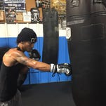 Palm Bay's Pagan ready to fight 'Lil' Pacquiao'