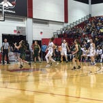 Manogue girls romp to state title game