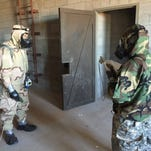 22nd CBRN tests capabilities during exercise