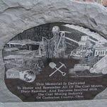 Memorial honors coal miners