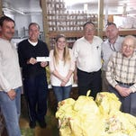 Hammonton Rotary donation buys Easter food baskets for needy