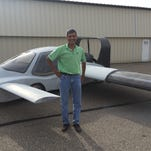 Flying Cars? Local engineer aims to get a fanciful idea off the ground