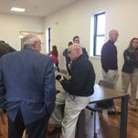 Cooperation celebrated at Mulberry Street center's opening