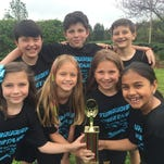"The Edmondson Elementary ""Turquoise Cheetahs"" are one of 10 Williamson County Destination Imagination teams that will advance to a global competition in May."