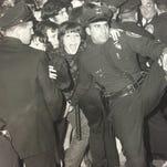 Police halt Rolling Stones show in Rochester in 1965