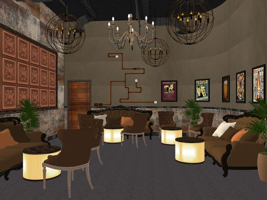 The White Rabbit is a speakeasy opening this fall in