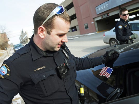 XXX BODY CAMERAS CLEVELAND CONTRACT 3359.JPG A F FILE USA MN