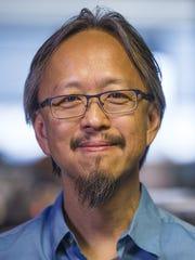 Abe Kwok of The Arizona Republic.
