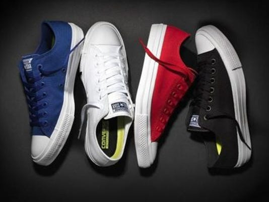 cbbbd928bd6c Run! Converse launched new Chuck Taylor All Stars Tuesday