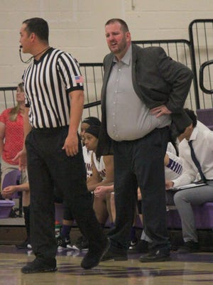 Rusty Kennedy resigned as WNMU's women's basketball coach to pursue a career as an athletic director.