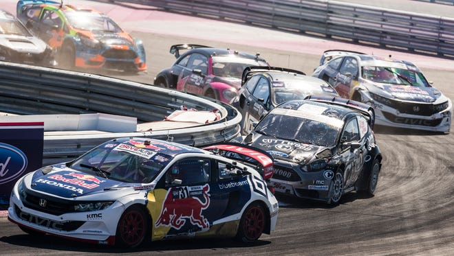 Red Bull Global Rallycross coming to Louisville in May