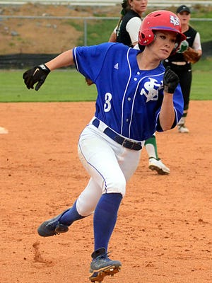 Volunteer State Community College sophomore Sheridan Allen was a third-team All-American last season. The school confirmed Wednesday that it will not offer athletic scholarships to incoming student-athletes beginning in fall 2016.